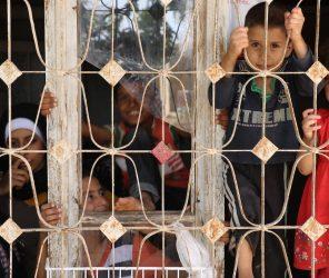 敘北戰情引發的「難民炸彈」牽動新一波區域危機