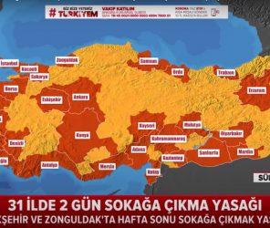 疫情延燒實施48小時禁令 土耳其4月份上半新聞整理