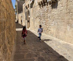金黃色的石頭山城 那座和平之城:馬爾丁(Mardin)