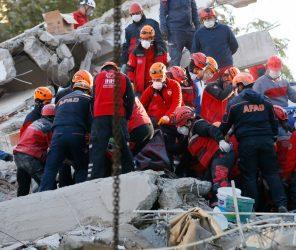 愛琴海6.6強震(Ege Denizi depremi) 直擊土耳其災區現場與後續發展