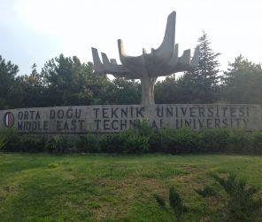 森林中愛社運的頂尖學府:中東科技大學(Orta Doğu Teknik Üniversitesi)