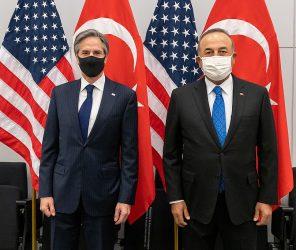 土耳其、美國持續角力 雙邊關係進展
