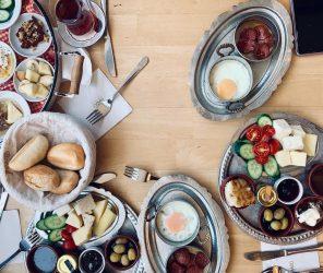 早安!吃貨專用的「土耳其早餐(Türk Kahvaltısı)」索引